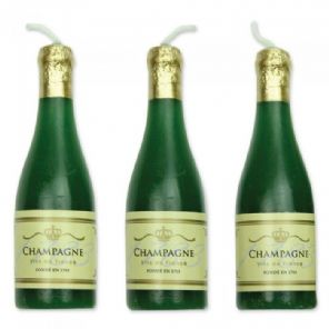 Champagne Candles